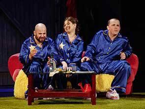 Спектакль «Пижама на шестерых»