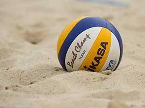 Пляжный волейбол.Серия региональных турниров