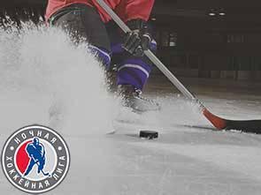 Хоккей. Ночная хоккейная лига. Региональный этап