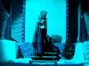 Спектакль «Волшебный кристалл»