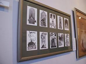 Выставка «Архитектурные древности Орловщины»