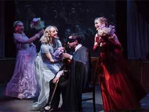 Спектакль  «От оперетты до мюзикла»