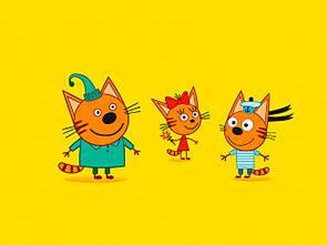 Спектакль «Три кота»