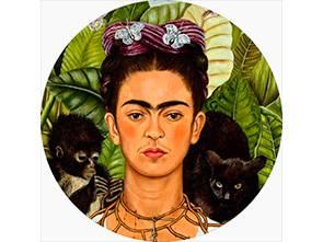 Выставка репродукций «Фрида Кало»