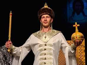 Спектакль  «Иван Грозный»