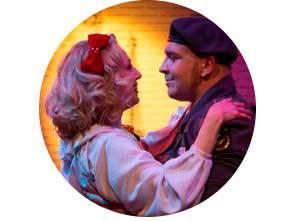 Спектакль «Моя жена — полковник»