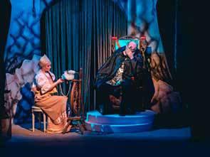 Спектакль «Иван-царевич и Кощей бессмертный»