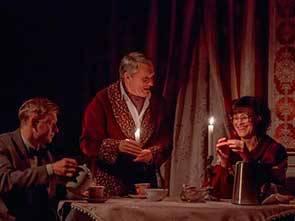 Спектакль «Ужин при свечах»